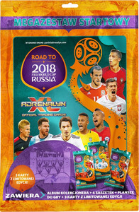 ROAD TO RUSSIA 2018 MEGA STARTER PACK