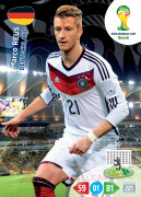 WORLD CUP BRASIL 2014 TEAM MATE Marco Reus #116