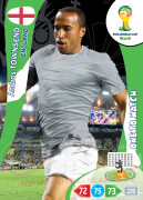 WORLD CUP BRASIL 2014 ONE TO WATCH Andros Townsend #137