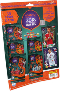 ROAD TO RUSSIA 2018 Multipack