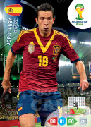 WORLD CUP BRASIL 2014 TEAM MATE Jordi Alba #145