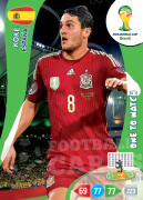 WORLD CUP BRASIL 2014 ONE TO WATCH Koke #151