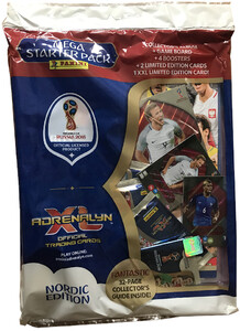 FIFA WORLD CUP RUSSIA 2018 MEGA ZESTAW STARTOWY NORDIC EDITION LIMITED XXL Kane