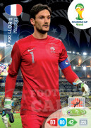 WORLD CUP BRASIL 2014 TEAM MATE  Hugo Lloris #158