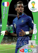 WORLD CUP BRASIL 2014 ONE TO WATCH Paul Pogba #162