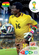 WORLD CUP BRASIL 2014 TEAM MATE Fatawu Dauda #170