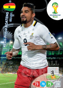 WORLD CUP BRASIL 2014 TEAM MATE Kevin-Prince Boateng #174