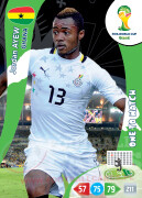WORLD CUP BRASIL 2014 ONE TO WATCH Jordan Ayew #177