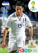 WORLD CUP BRASIL 2014 TEAM MATE Roger Espinoza #190