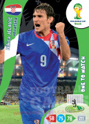 WORLD CUP BRASIL 2014 ONE TO WATCH Nikica Jelavić #201