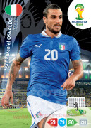 WORLD CUP BRASIL 2014 TEAM MATE Pablo Daniel Osvaldo #221