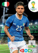 WORLD CUP BRASIL 2014 TEAM MATE Lorenzo Insigne #222