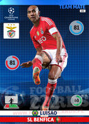 2014/15 CHAMPIONS LEAGUE® TEAM MATE Luisão #101
