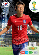 WORLD CUP BRASIL 2014 TEAM MATE Koo Ja-Cheol #239