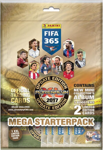 FIFA 365 2017 UPDATE Starter Pack Limited XXL