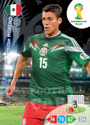 WORLD CUP BRASIL 2014 TEAM MATE Héctor Moreno #243