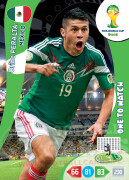 WORLD CUP BRASIL 2014 ONE TO WATCH Oribe Peralta 248