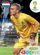 WORLD CUP BRASIL 2014 TEAM MATE Jasper Cillessen 251
