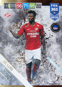 2019 FIFA 365 UPDATE WINTER STAR Zé Luis #128