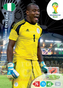 WORLD CUP BRASIL 2014 TEAM MATE Vincent Enyeama #263