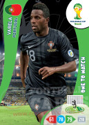 WORLD CUP BRASIL 2014 ONE TO WATCH Silvestre Varela #279