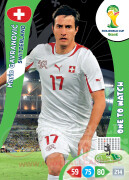 WORLD CUP BRASIL 2014 ONE TO WATCH Mario Gavranović #303