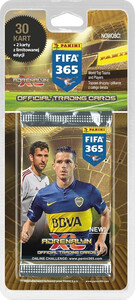 FIFA 365 2016 Adrenalyn XL Panini BLISTER 5+1