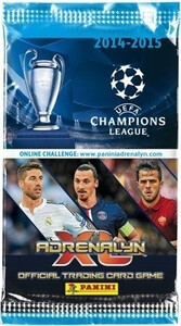 CHAMPIONS LEAGUE® 2014/15 Saszetka