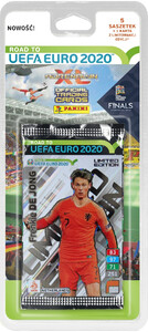ROAD TO EURO 2020 BLISTER Limited - De JONG