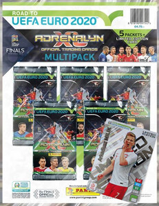 ROAD TO EURO 2020 MULTIPACK Limited - MILIK