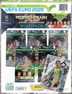 ROAD TO EURO 2020 MULTIPACK Limited - GULACSI