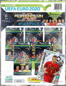 ROAD TO EURO 2020 MULTIPACK Limited -De BRUYNE