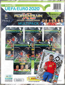 ROAD TO EURO 2020 MULTIPACK Limited - ASENSIO