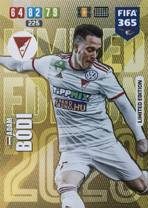 2020 FIFA 365 LIMITED EDITION DEBRECEN Adam Bodi