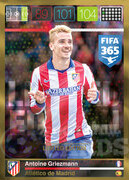 FIFA 365 2016 Panini Adrenalyn XL LIMITED Griezmann