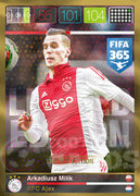 FIFA 365 2016 Panini Adrenalyn XL LIMITED Milik