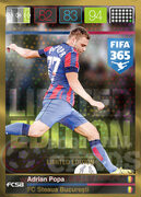 FIFA 365 2016 Panini Adrenalyn XL LIMITED Popa