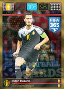 FIFA 365 2016 Panini Adrenalyn XL LIMITED Hazard