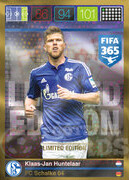 FIFA 365 2016 Panini Adrenalyn XL LIMITED Huntelaar