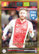 FIFA 365 2016 Panini Adrenalyn XL LIMITED Schone