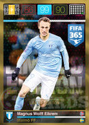 FIFA 365 2016 Panini Adrenalyn XL LIMITED Eikrem