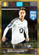 FIFA 365 2016 Panini Adrenalyn XL LIMITED Pedersen