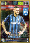 FIFA 365 2016 Panini Adrenalyn XL LIMITED Icardi