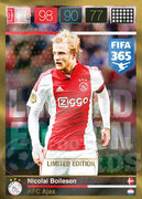 FIFA 365 2016 Panini Adrenalyn XL LIMITED Boilesen
