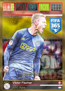 FIFA 365 2016 Panini Adrenalyn XL LIMITED Fischer