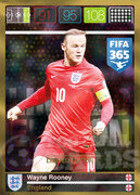 FIFA 365 2016 Panini Adrenalyn XL LIMITED Rooney
