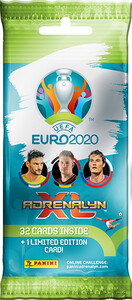 EURO 2020 FatPack 32 karty + Limited