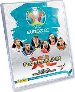 EURO 2020 Panini Adrenalyn XL - Album na KARTY