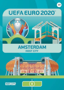 EURO 2020 HOST CITY Amsterdam #10