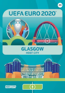 EURO 2020 HOST CITY Glasgow #20